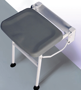Compact Wall Mounted Seat